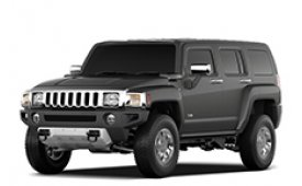 Каркасные шторки на Hummer H3 Внедорожник-Кроссовер 2005 - 2013