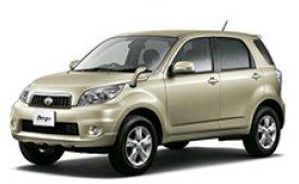 Каркасные шторки на Daihatsu Be-Go Внедорожник-Кроссовер 2006 - 2016