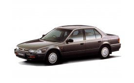 Каркасные шторки на Honda Accord Седан 1989 - 1993