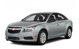 Каркасные шторки на Chevrolet Cruze Седан 2008 - 2015