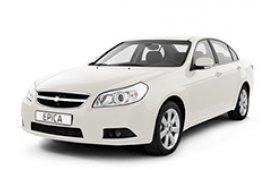 Каркасные шторки на Chevrolet Epica (Tosca) Седан 2006 - 2013