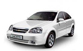 Каркасные шторки на Chevrolet Lacetti Седан 2004 - 2013