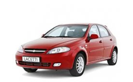 Каркасные шторки на Chevrolet Lacetti Хетчбэк 5 дв. 2004 - 2013