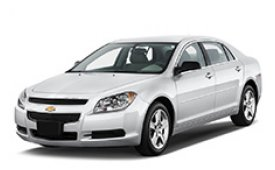 Каркасные шторки на Chevrolet Malibu Седан 2012 - 2015