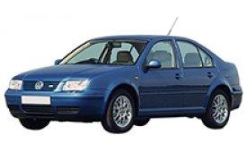 Каркасные шторки на Volkswagen Bora Седан 1998 - 2005