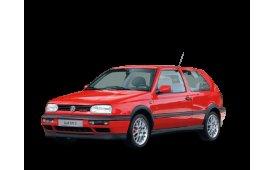 Каркасные шторки на Volkswagen Golf Хетчбэк 3 дв. 1991 - 1997