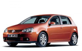 Каркасные шторки на Volkswagen Golf Хетчбэк 5 дв. 2003 - 2008