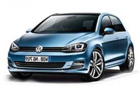 Каркасные шторки на Volkswagen Golf Хетчбэк 5 дв. 2012 - н.в.