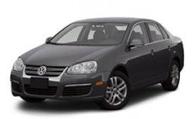 Каркасные шторки на Volkswagen Jetta Седан 2005 - 2010