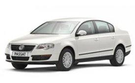 Каркасные шторки на Volkswagen Passat  Седан B6 2005 - 2010