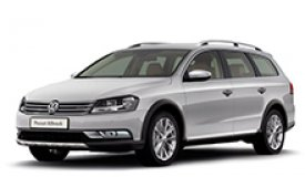 Каркасные шторки на Volkswagen Passat  Универсал B7 2010 - 2015