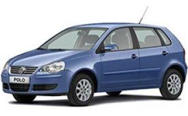 Каркасные шторки на Volkswagen Polo Хетчбэк 5 дв. 9N3 2001 - 2009