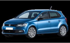 Каркасные шторки на Volkswagen Polo Хетчбэк 5 дв. 2009 - 2020