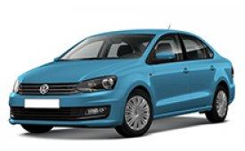 Каркасные шторки на Volkswagen Polo Седан 2009 - 2020