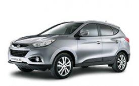 Каркасные шторки на Hyundai ix35 Внедорожник-Кроссовер 2009 - 2015