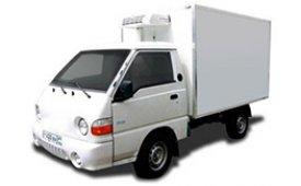 Каркасные шторки на Hyundai Porter Фургон 1998 - 2010