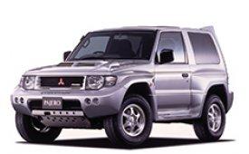 Каркасные шторки на Mitsubishi Pajero Внедорожник-Кроссовер 3 дв. 1991 - 1999