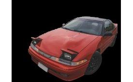 Каркасные шторки на Mitsubishi Eclips Хетчбэк 3 дв. 1989 - 1995