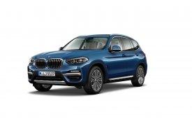 Каркасные шторки на BMW X3 Внедорожник-Кроссовер G01 2017 - н.в.