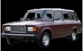 Каркасные шторки на Lada 2104 Универсал 1984 - 2012