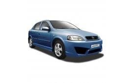 Каркасные шторки на Opel Astra Хетчбэк 5 дв. G 1998 - 2004