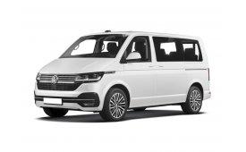 Каркасные шторки на Volkswagen Multivan Микроавтобус T6.1 2019 - н.в.