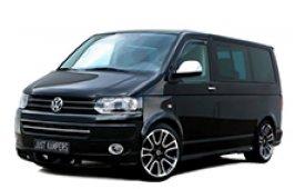 Каркасные шторки на Volkswagen Multivan Микроавтобус T6 2015 - 2019