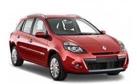 Каркасные шторки на Renault Clio Универсал 2007 - 2013