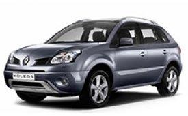 Каркасные шторки на Renault Koleos Внедорожник-Кроссовер 2007 - 2016