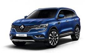 Каркасные шторки на Renault Koleos Внедорожник-Кроссовер 2016 - н.в.