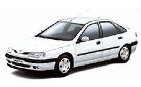 Каркасные шторки на Renault Laguna Седан 1993 - 2001