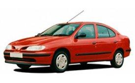 Каркасные шторки на Renault Megane Седан 1995 - 2003