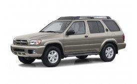 Каркасные шторки на Nissan Pathfinder Внедорожник-Кроссовер R50 1995 - 2004