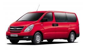 Каркасные шторки на Hyundai H-1 Микроавтобус окна задних дверей откр. наружу ЗШ с дворником 2007 - н.в.