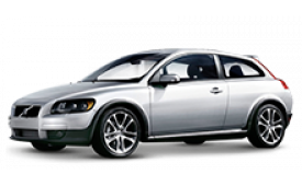 Каркасные шторки на Volvo С30 Хетчбэк 3 дв. 2006 - 2013