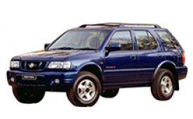 Каркасные шторки на Opel Frontera Внедорожник-Кроссовер B 1998 - 2003