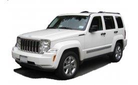 Каркасные шторки Cherokee KK Внедорожник-Кроссовер SUV 2007 - 2012