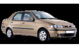 Каркасные шторки на Fiat Albea Седан 2005 - 2012