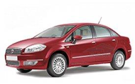Каркасные шторки на Fiat Linea Седан 2007 - 2012