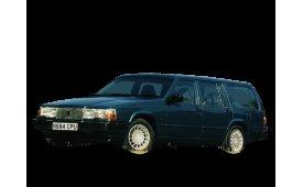 Каркасные шторки на Volvo 940 Универсал 1988 - 1998