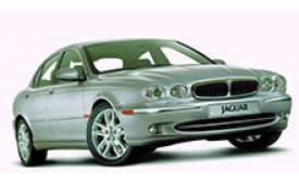 Каркасные шторки на Jaguar X-type Седан (X400) 2001 - 2009