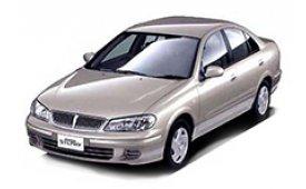 Каркасные шторки на Nissan Bluebird Sylphy Седан G10 2000 - 2005