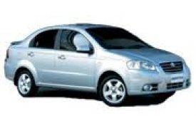 Каркасные шторки на Daewoo Gentra Седан 2005 - 2011