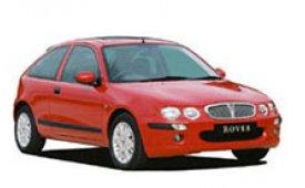 Каркасные шторки на Rover 25 Хетчбэк 3 дв. 1999 - 2005