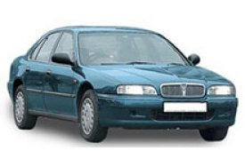 Каркасные шторки на Rover 600 Седан 1993 - 1999