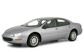 Каркасные шторки на Chrysler 300М Седан 1998 - 2004