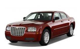 Каркасные шторки на Chrysler 300C Седан 2004 - 2011