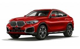 Каркасные шторки на BMW X6 Внедорожник-Кроссовер G06 2019 - н.в.