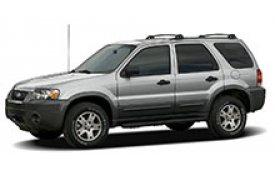 Каркасные шторки на Ford Escape Внедорожник-Кроссовер 2000 - 2006
