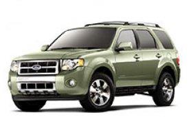 Каркасные шторки на Ford Escape Внедорожник-Кроссовер USA 2007 - 2012